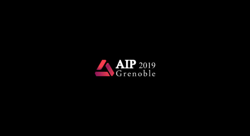 AIP - Applied Inverse Problems Conference in Grenoble